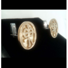 Cufflinks  Greek Orthodox Jewelry