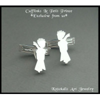 Cufflinks Le Petit Prince Minimal