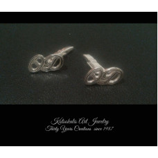 Cufflinks two letter Θ.Δ (cluster)
