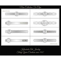 Tie Clip to order the design you want!!!