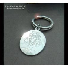 """Key holder obal """"Lion"""""""