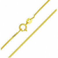 Curmet Yellow gold 1mm