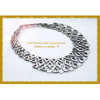 "Necklace Silver  950"" *Light*"