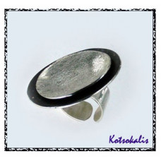 Ring Silver A 123