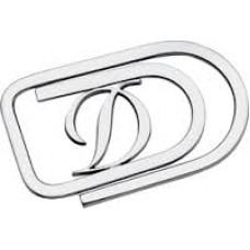 Money Clip Silver