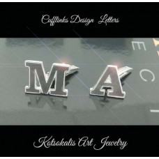 Initially letters Cufflinks