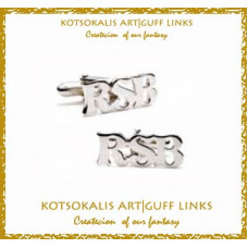 Cufflinks three letters